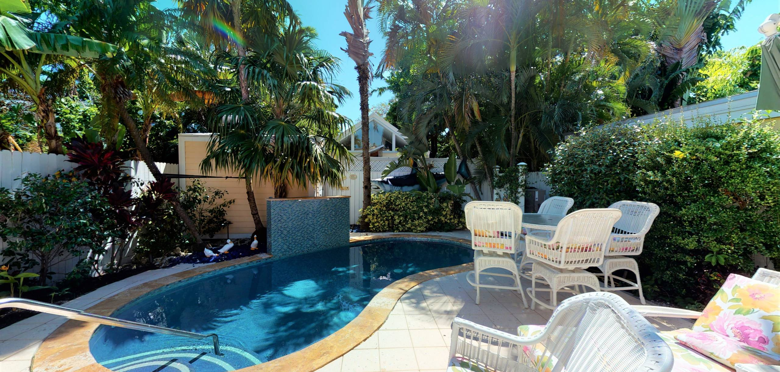 The Pool at Sea La Vie in Key West's Historic Seaport